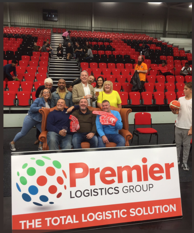Premier Logistics Basket Ball Night