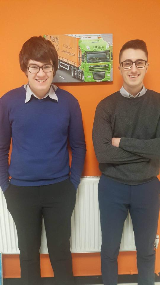 Spotlight on our Accounts Apprentices.