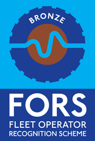 Premier Logistics Group Bronze FORS Accredited
