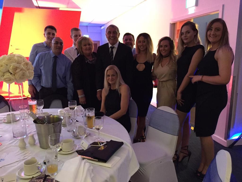 Premier Logistics sponsors Heroes of Leicestershire awards