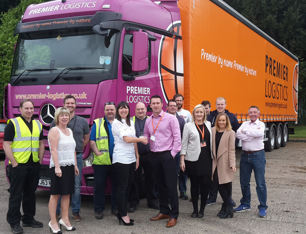 Premier Logistics secures food distribution contract