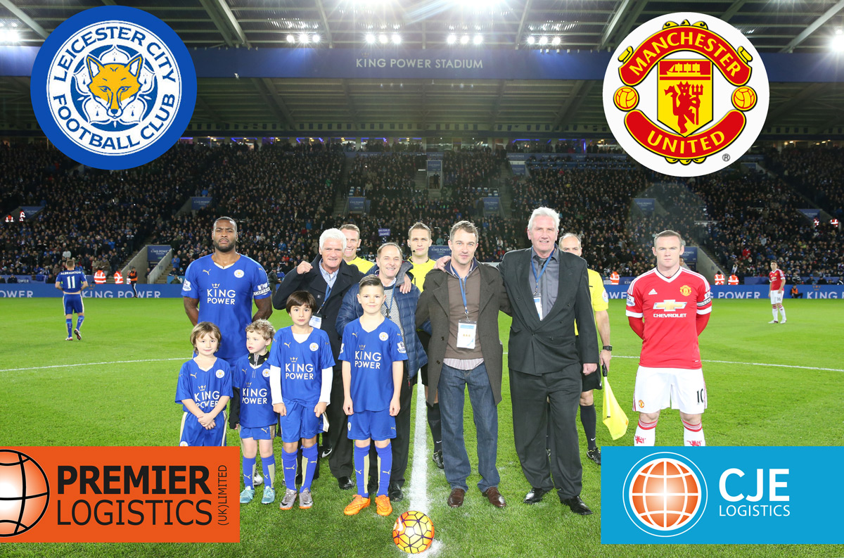 Premier Logistics sponsor record breaking Premier League game!