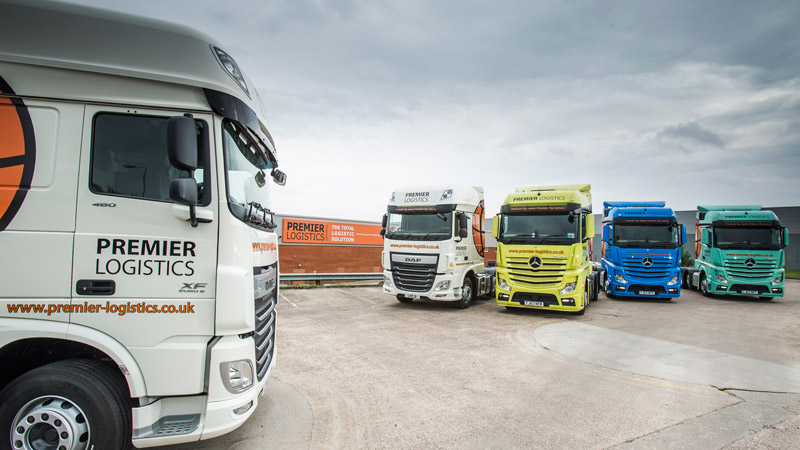 Premier Logistics - Palletised distribution in UK and Ireland